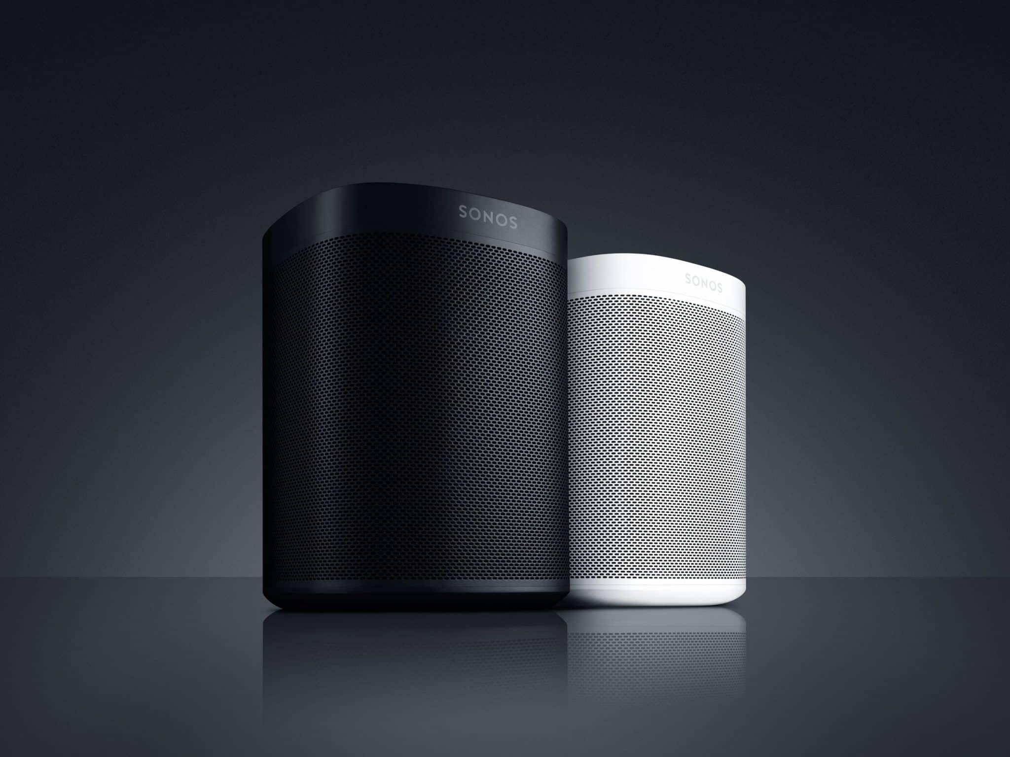 Sonos One Review Smart Speaker Amazon Alexa Built In