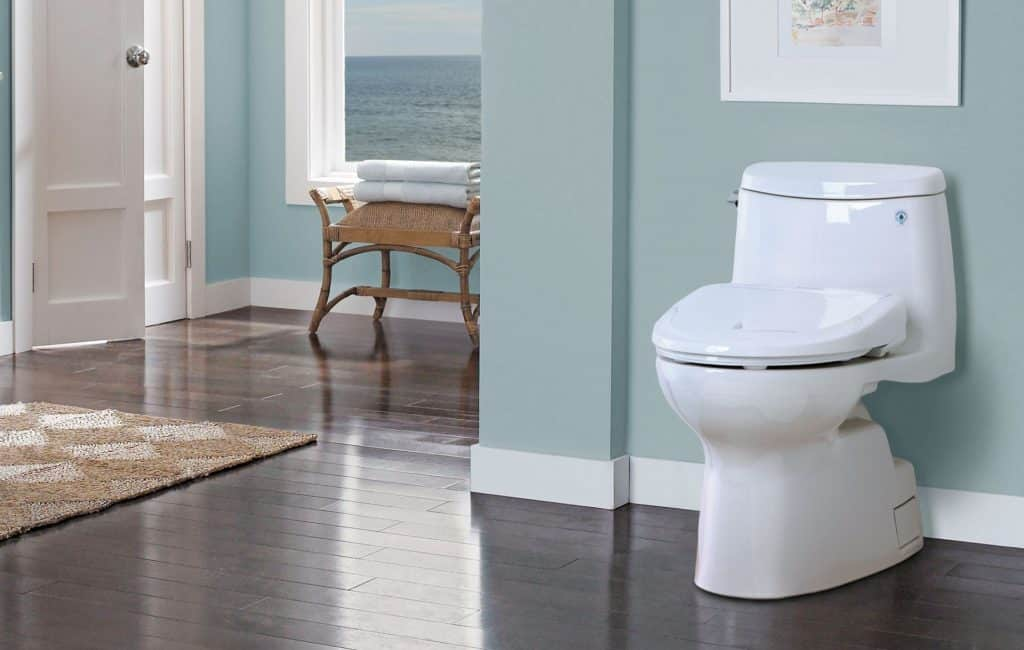 TOTO Washlet C100 Elongated Bidet Toilet Seat Review