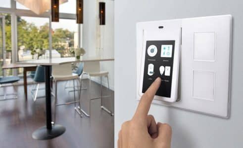 Wink Relay Smart Home Touchscreen Control Panel Intercom Review