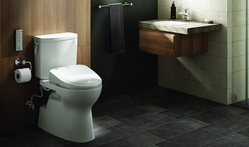 The Appeal Of The Bidet - TOTO Smart Toilet