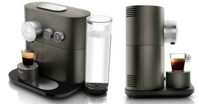 Nespresso Expert Espresso Machine by De'Longhi, Anthracite Grey Review
