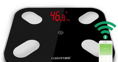 GASON S4 Body Fat Scales