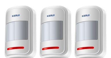 KERUI Wireless Intelligent PIR Motion Sensor Alarm Detector Review
