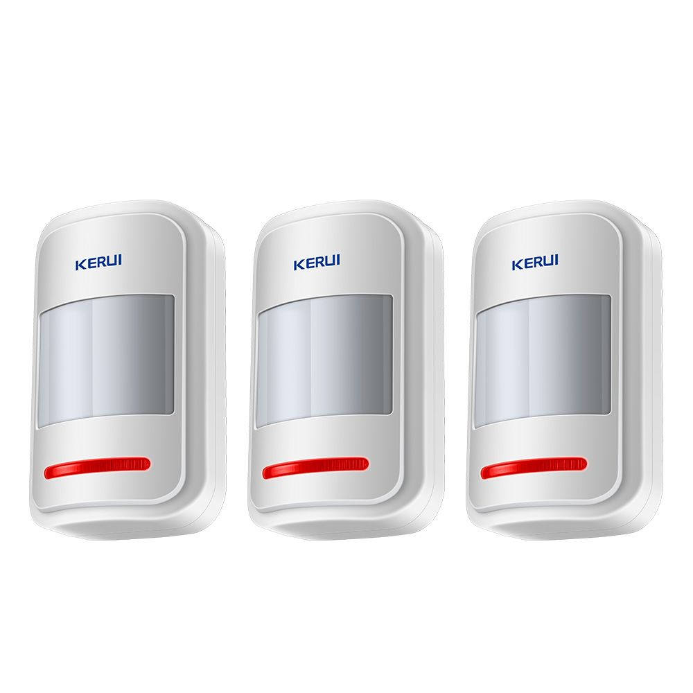 KERUI Wireless Intelligent PIR Motion Sensor Alarm Detector Review