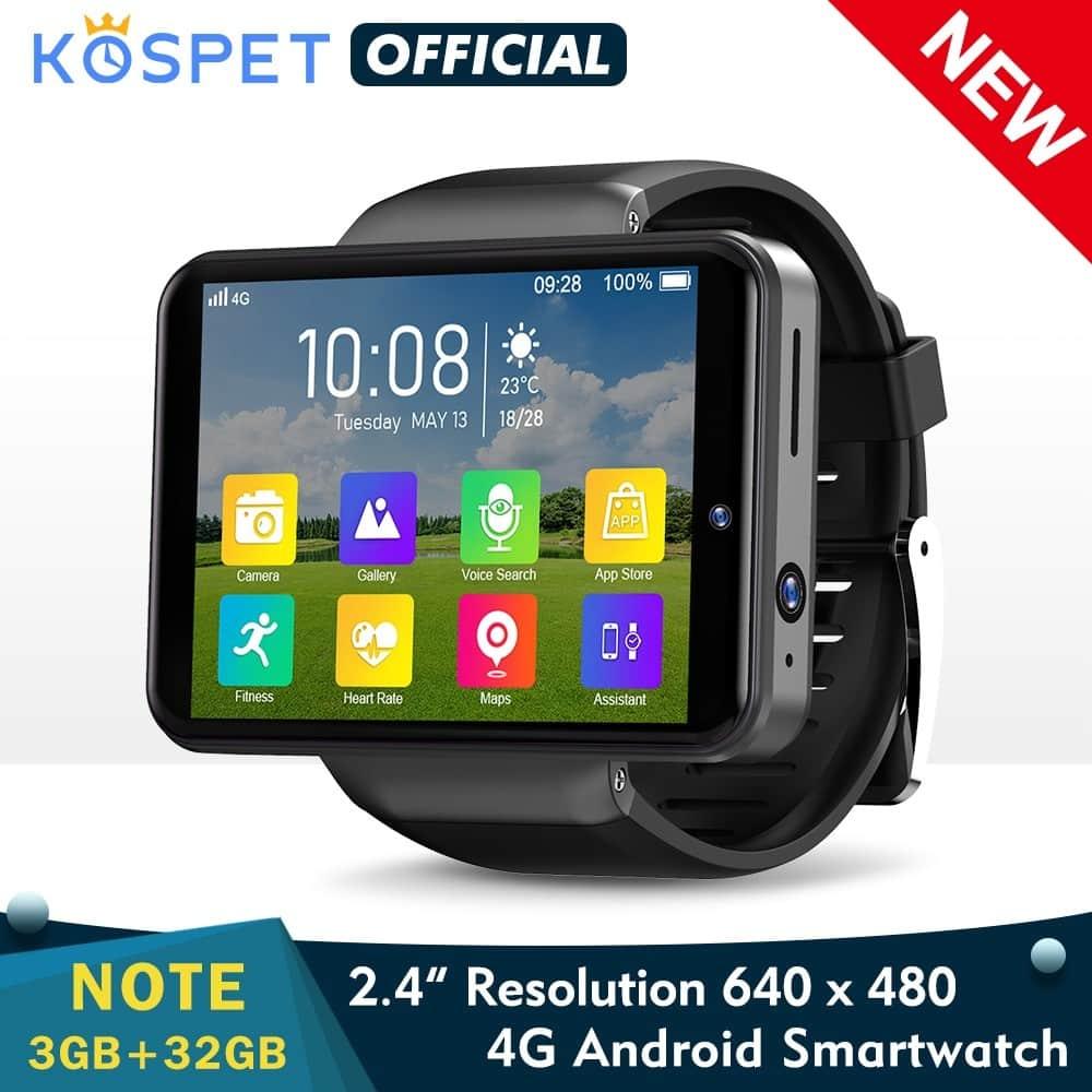 KOSPET-NOTE-4G-Smart-Watch-boys-girls-Dual-Camera-2-4-Android-smart-watch-for-kids-children