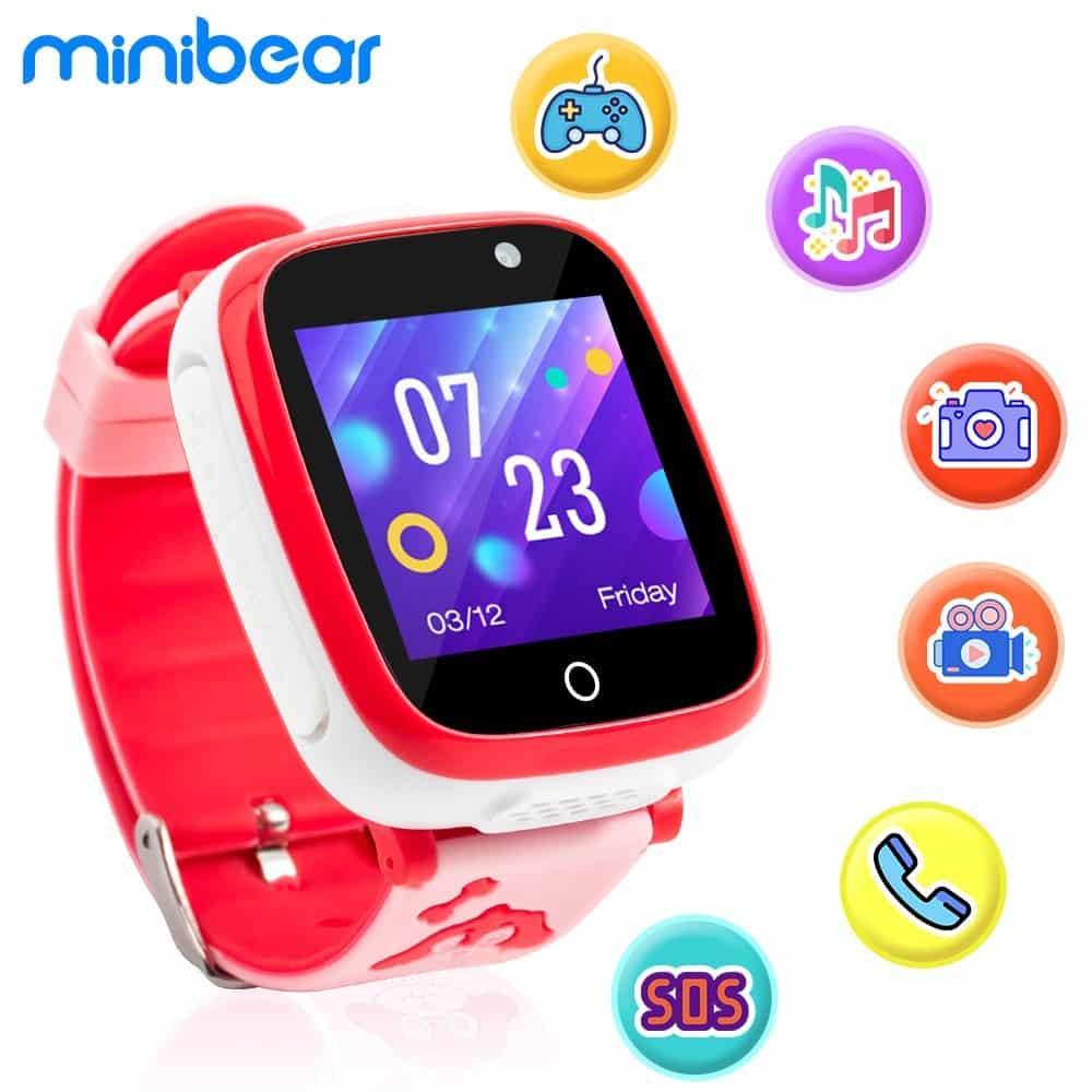 Minibear-Kids-Smart-Watch-With-Games-Phone-Watch-For-Children