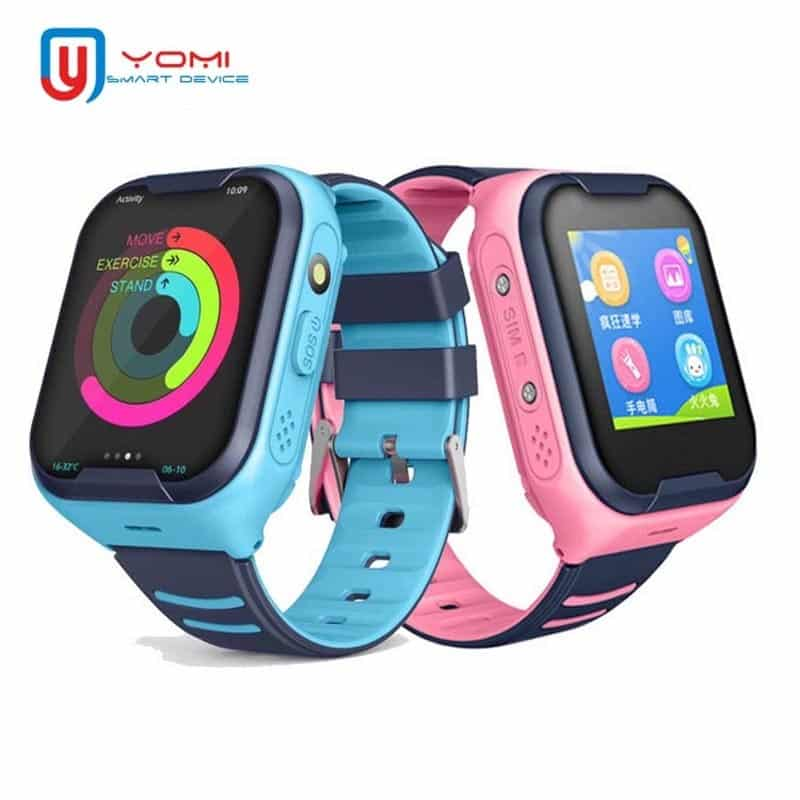 New-Smart-Watch-Kids-4G-Android-Smartwatch-Waterproof-GPS-WIFI-Locating-Video-Call-WhatsAPP-Remote-Control