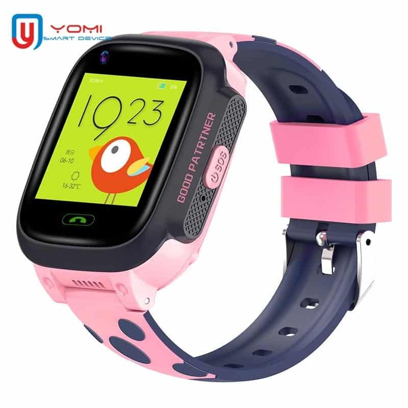 Smart-Wristwatch-for-Kids-Baby-4G-Network-Watch-HD-Video-Call-GPS-WIFI-Locating-Safe-Tracker