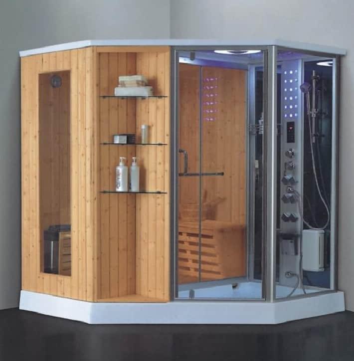 Dry-Wet-Steam-Combined-shower-Wet-Sauna-Room