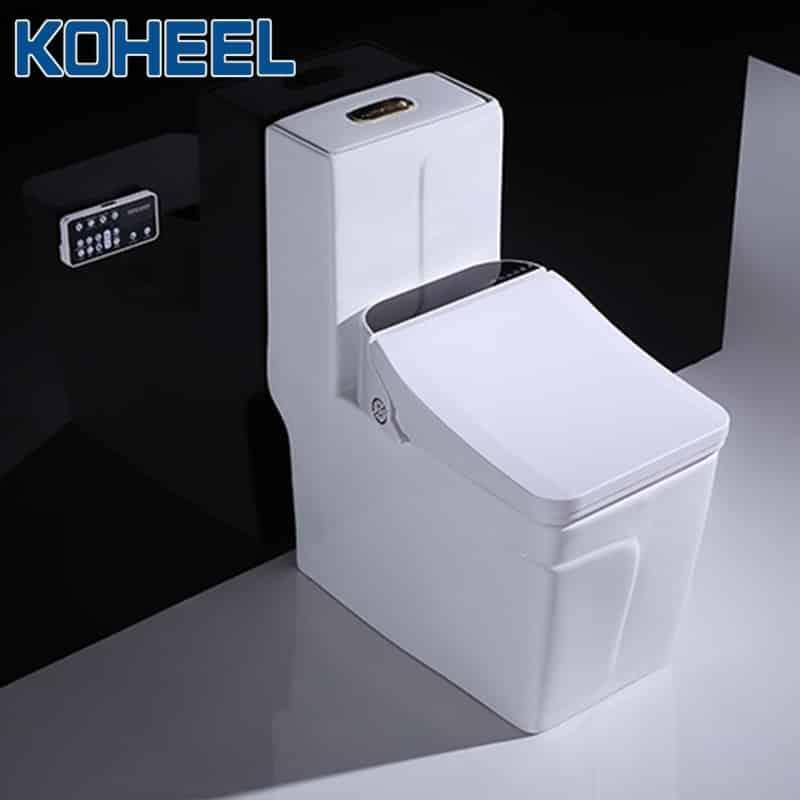 KOHEEL-square-intelligent-toilet-seat-cover-electronic-bidet-top-10
