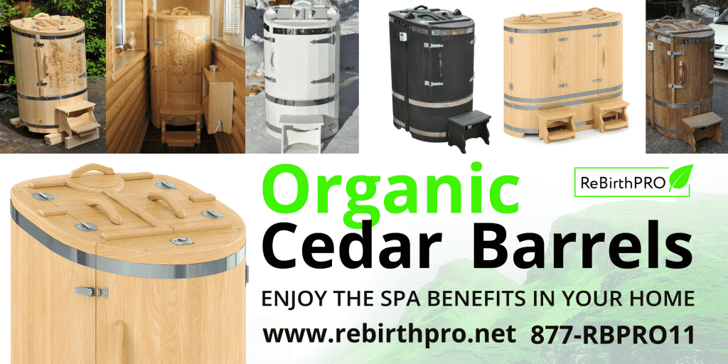 Rebirth PRO Cedar Barrel Sauna Review