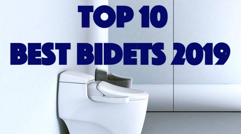 Top 10 Best Bidets 2019