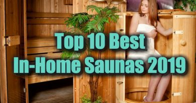 Top 10 Best In-Home Saunas 2019