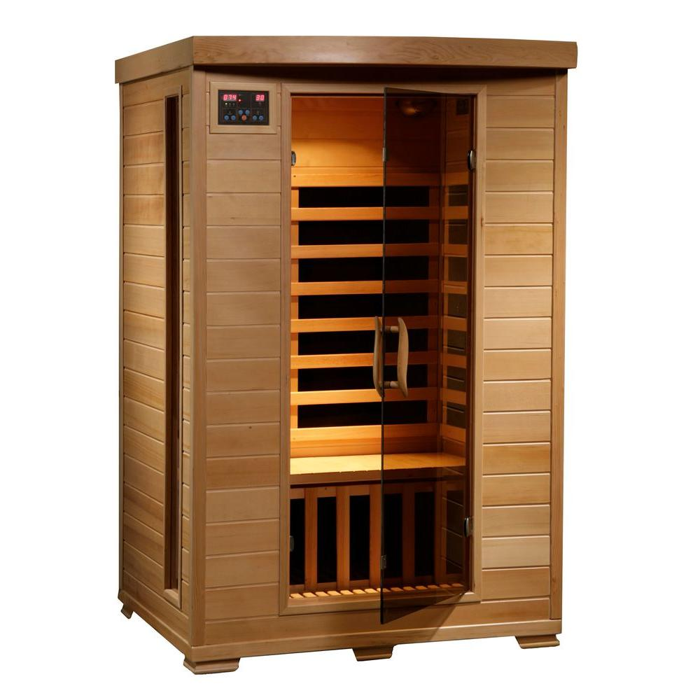Top 10 Best In-Home Saunas 2019.