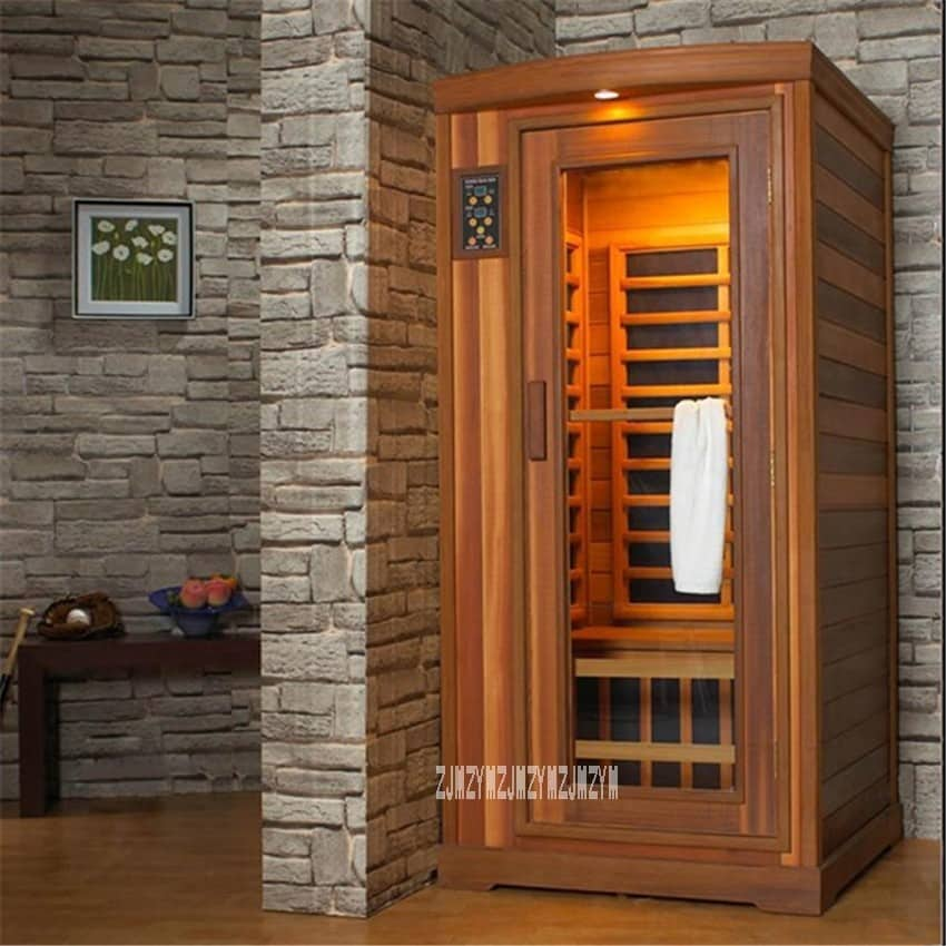 best-in-home-Steam-Room-Dry-Sauna-Room