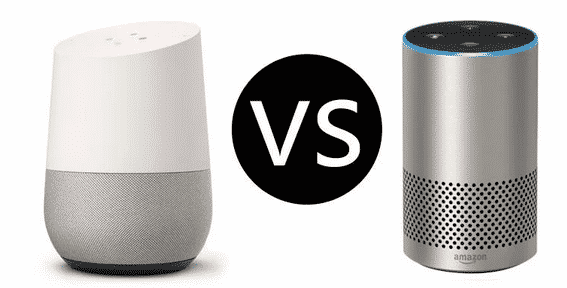 Amazon Echo VS Google Home 2019