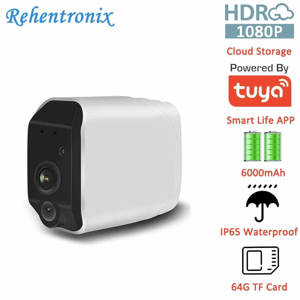 top-10-best-smart-security-camera-rechargeable-camera