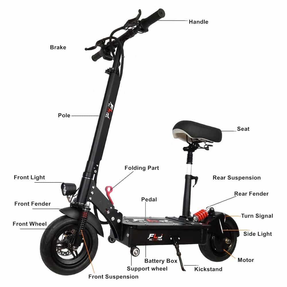 FLJ SK1 - electric-scooter-top-10