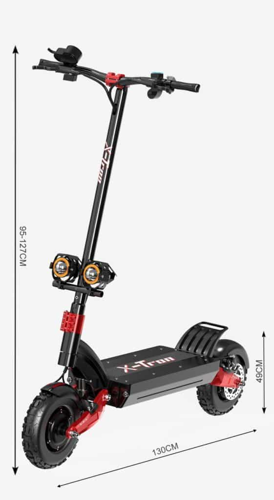 X-TRON X10 Electric Scooter